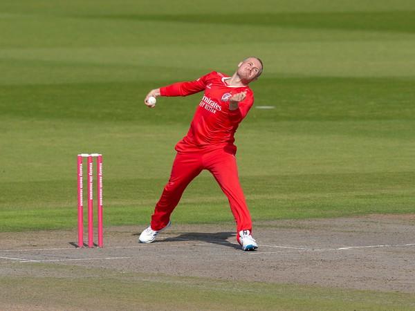 England spinner Matt Parkinson (Photo/ Lancashire Cricket Twitter)