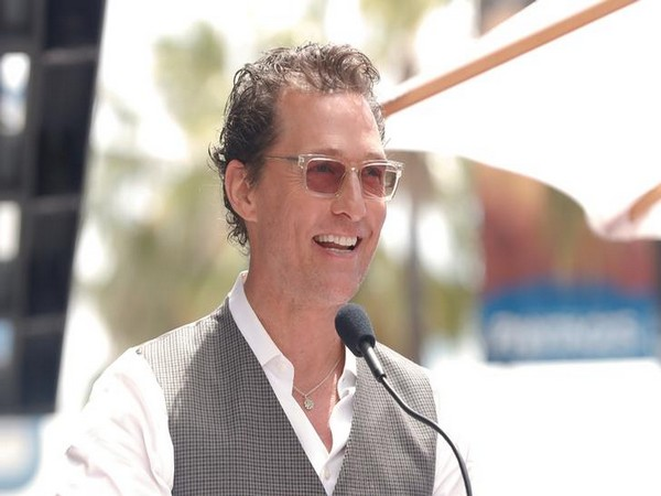 Matthew McConaughey (Image Source: Instagram)