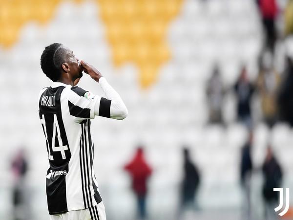 French midfielder Blaise Matuidi (Photo/Juventus Twitter)