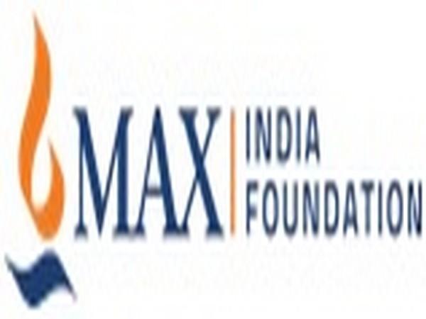 Max India Foundation logo