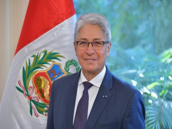 Carlos Rafael Polo, Ambassador of Peru to India