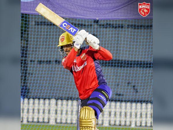 Punjab Kings batsman Mayank Agarwal (Photo: Punjab Kings twitter)