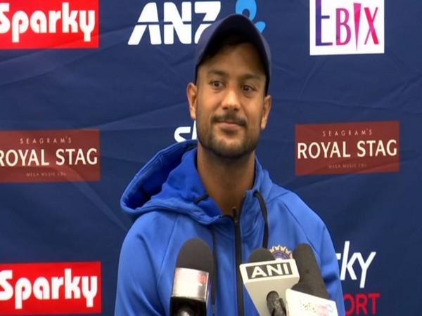 Indian batsman Mayank Agarwal (file image)