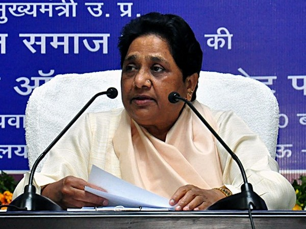 Bahujan Samaj Party chief Mayawati (File Pic)