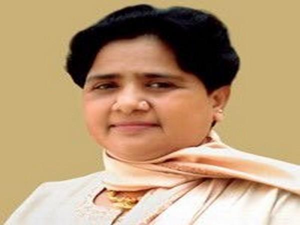BSP chief Mayawati (Photo/Twitter)