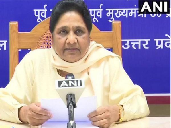 Mayawati (File Photo)