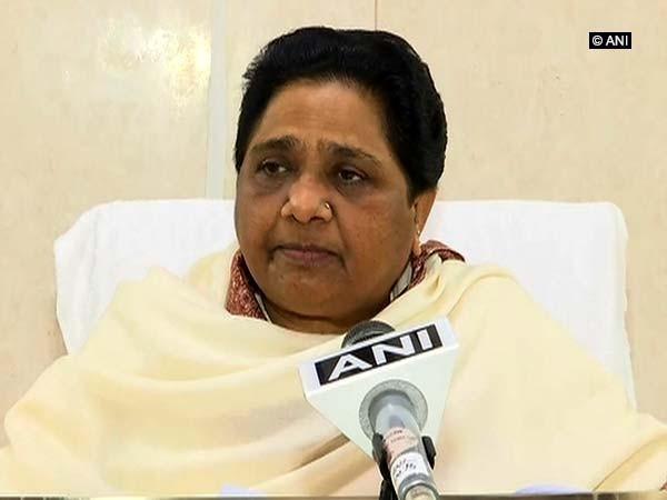 File pic of BSP supremo Mayawati
