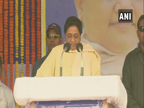 Bahujan Samaj Party (BSP) chief Mayawati (File Pic)