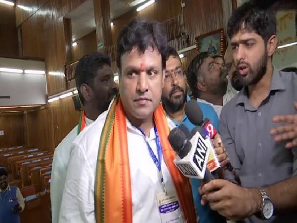Goutham Kumar elected mayor of Bengaluru. Photo/ANI