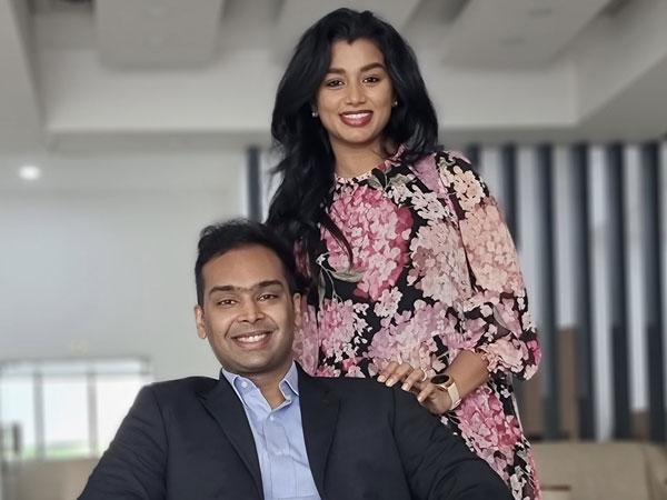 Ram Pratap Reddy & Ponaka Abhishiktha