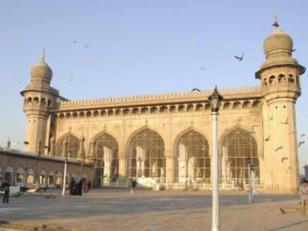 Mecca Masjid (File photo/ANI)