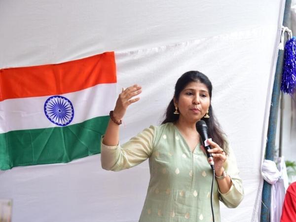 Dr Meenaa Mahaajjan