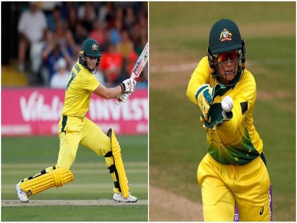 Australia skipper Meg Lanning and wicket-keeper Alyssa Healy