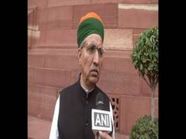 Minister of State for Parliamentary Affairs Arjun Ram Meghwal (File Photo)