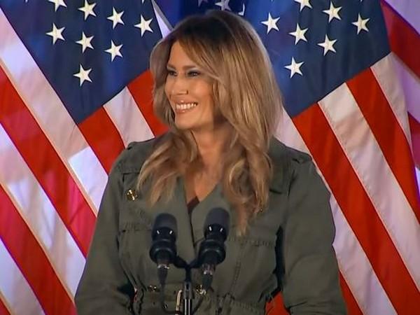 US First Lady Melania Trump (File photo)