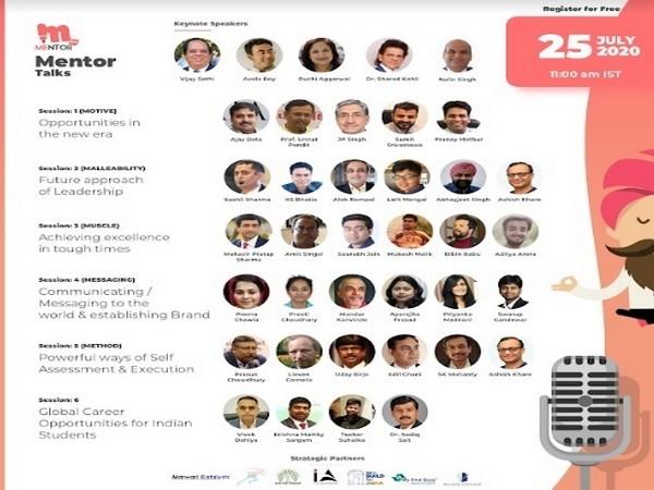 MentorTalks - The Largest Mentorship Conference by MentorKart