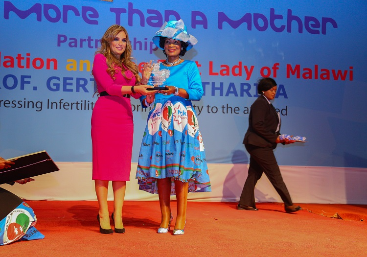 Merck Foundation Partners with First Lady of Malawi to Build Healthcare Capacity and Break Infertility Stigma