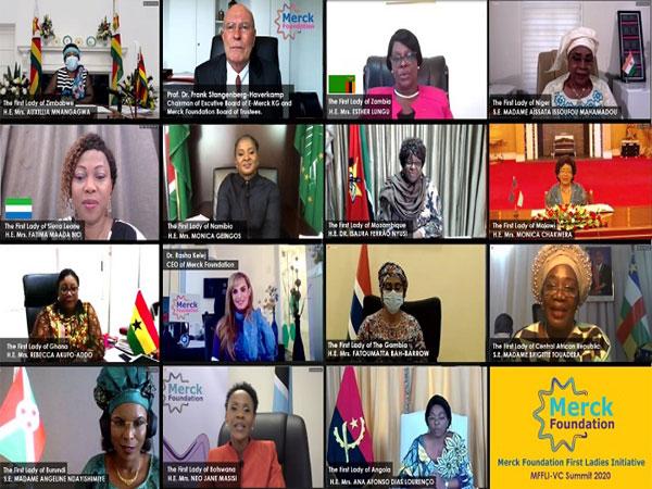 Merck Foundation First Ladies Initiative - VC Summit 2020