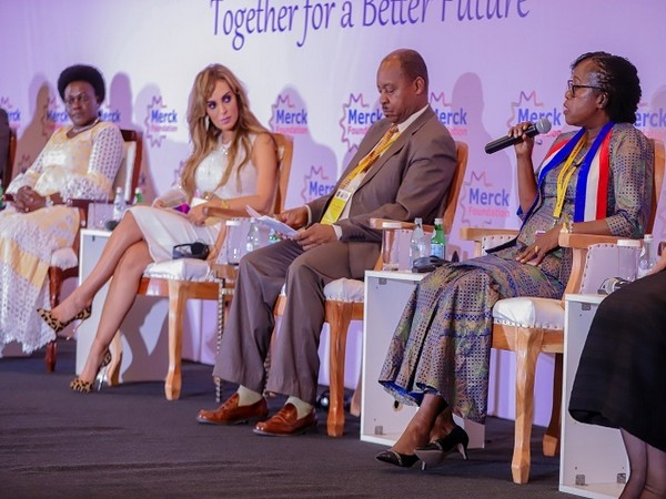 A high level Ministerial Panel at 6th edition of Merck Africa Asia Luminary 2019 in Accra, Ghana