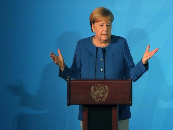 German Chancellor Angela Merkel (File photo)