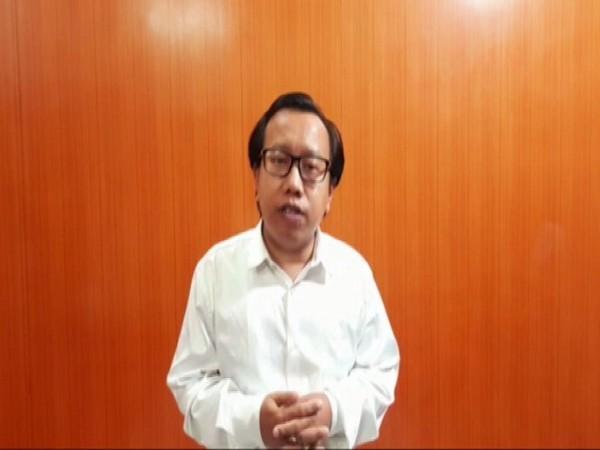 Congress spokesperson Ningombam Bupenda Meitei (Photo/Twitter)