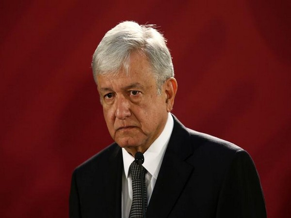 File photo of Mexican President Andres Manuel Lopez Obrador