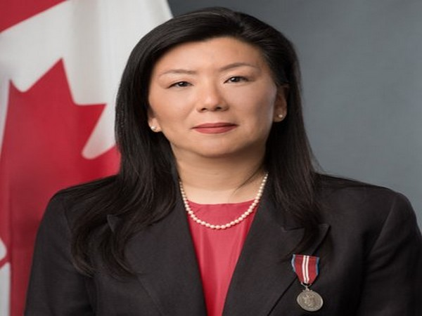 Mia Yen, Consul General of Canada in Chandigarh (Picture Credits: Mia Yen/Twitter)