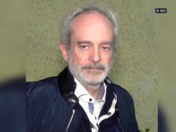 File photo of AgustaWestland 'middleman' Christian Michel