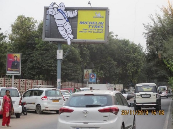 Michelin Man back on the Indian OOH