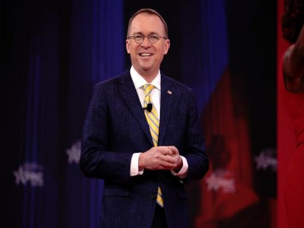 Acting White House chief of staff Mick Mulvaney (File photo)