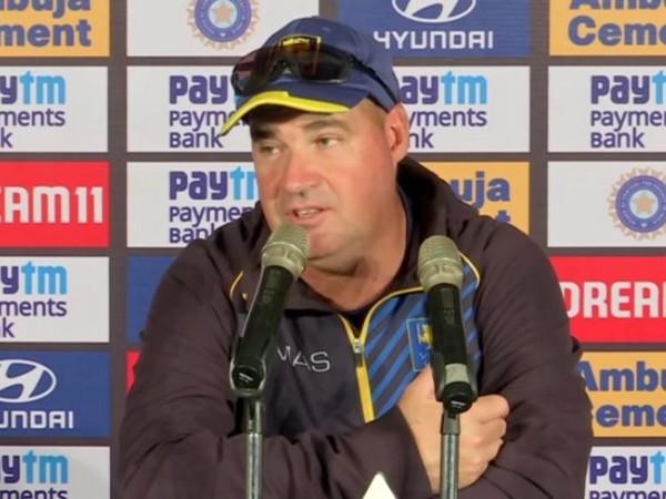 Sri Lanka cricket team coach Mickey Arthur