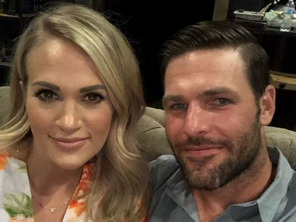 Carrie Underwood and Mike Fisher (Image courtesy: Instagram)