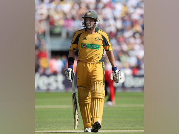 Former Australia batsman Mike hussey