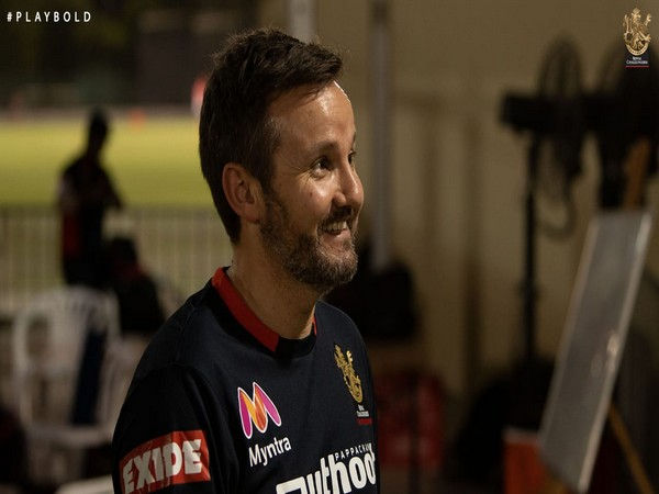 RCB, Director of Cricket, Mike Hesson (Photo/ RCB Twitter)