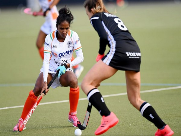 Defender Nikki Pradhan (Photo/Hockey India)