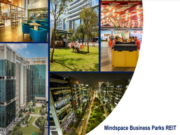 Mindspace REIT is sponsored by the K Raheja Corp Group.