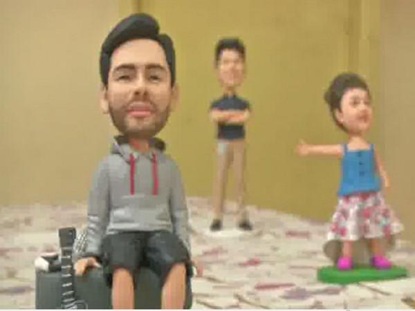 Miniature dolls at 'My Cute Mini'