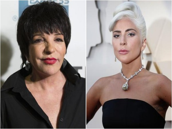 Liza Minnelli and Lady Gaga