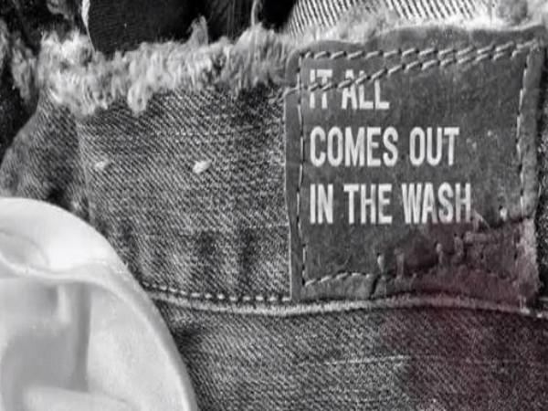 It All comes out in a wash (Image Courtesy: Instagram)