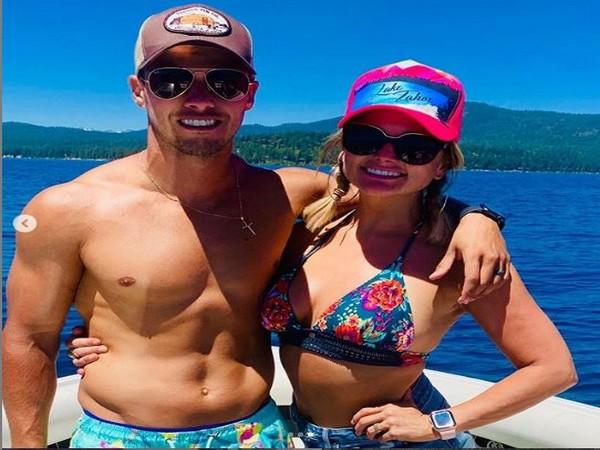 Miranda Lambert spends quality time with husband Brendan