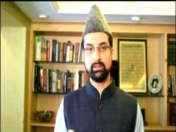All Parties Hurriyat Conference chairman Mirwaiz Umar Farooq