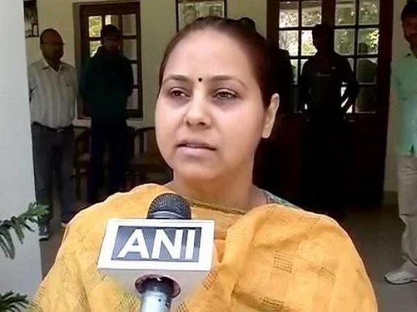RJD leader Misa Bharti (File photo)