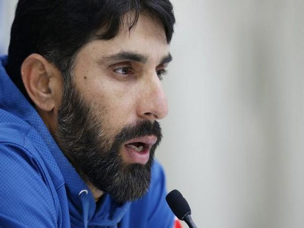 Pakistan head coach and chief selector Misbah-ul-Haq