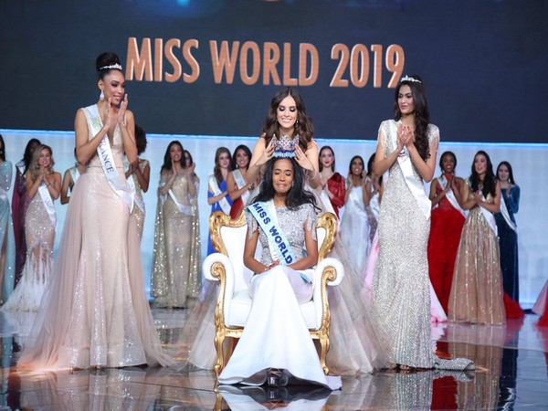 Toni-Ann Singh from Jamaica crowned Miss World 2019 (Picture Credits: Miss World/Twitter)
