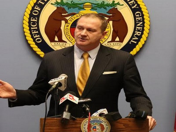 Attorney General Eric S Schmitt of the US state of Missouri