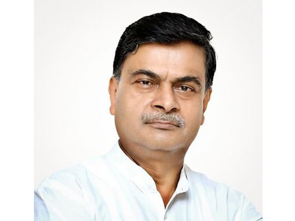Minister of State (IC) Power and New & Renewable Energy, RK Singh. Photo/Twitter