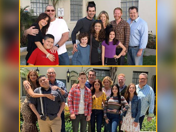 'Modern Family' cast (Image Courtesy): Instagram