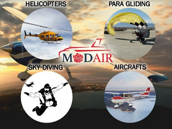 Modair specializes in multiple aviation activities