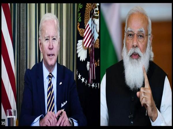 US President Joe Biden and Prime Minister Narendra Modi (File photo)