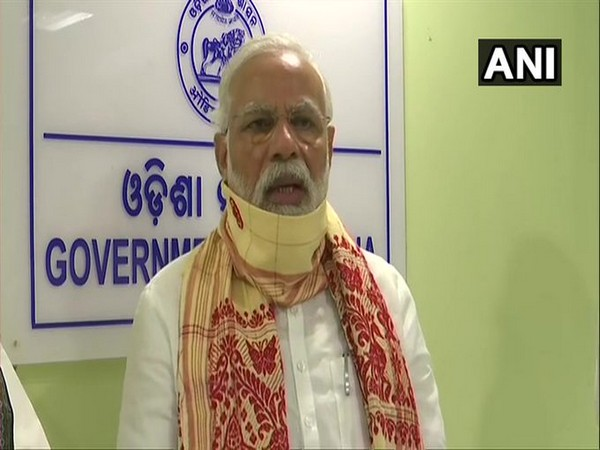 Prime Minister Narendra Modi on Friday announced financial assistance of Rs 500 crore for Odisha after conducting aerial survey of the areas in the state hit by cyclone Amphan.